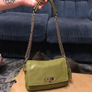 Gently used Coach purse!
